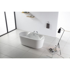Акриловая ванна Bolu BL-326S/150 150x80
